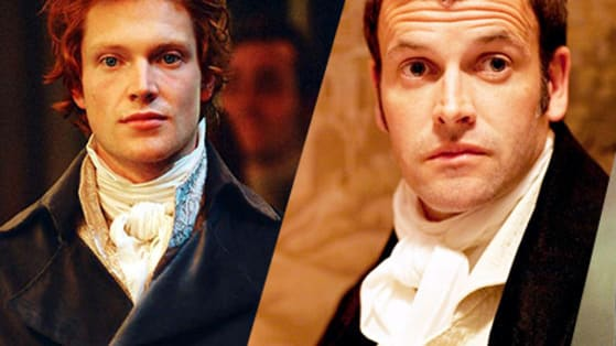 A test to see if you can put a description of an Austen character(s) to the name, rather than a name to a face.