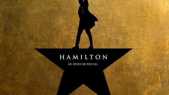 Find out which character you are from Hamilton the Musical!