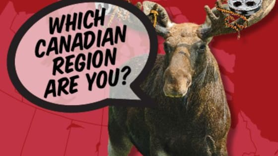 On April 19, films of every genre will be watched by Canadians from coast to coast to coast as part of National Canadian Film Day. But where will YOU be? Let us try to guess where you're from — or maybe where you SHOULD be from — with this series of very scientific Canadian film-related questions.