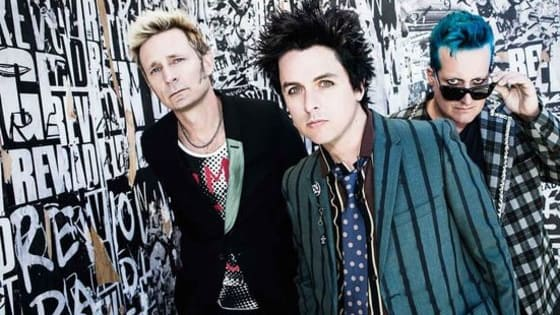 Not ALL Green Day songs are in here, a few from #RevRad