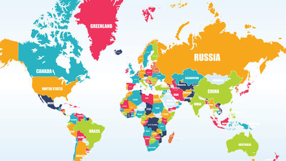 Do you think you know the world? Let's see if you can guess all the capitals of these countries!
