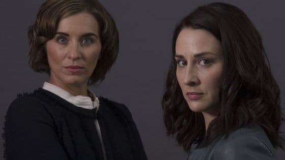 As twisted new thriller The Replacement arrives on BBC One, we sit down for a chat with stars Vicky McClure and Morven Christie to find out what makes this series so extraordinary. Visit www.virginmediapresents.com for more telly treats!