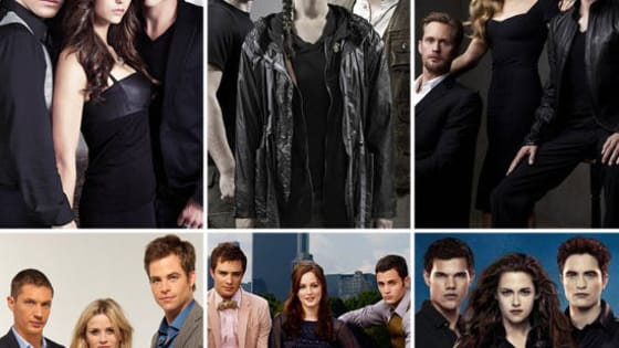 Your vote, which do you think is the best love triangle?