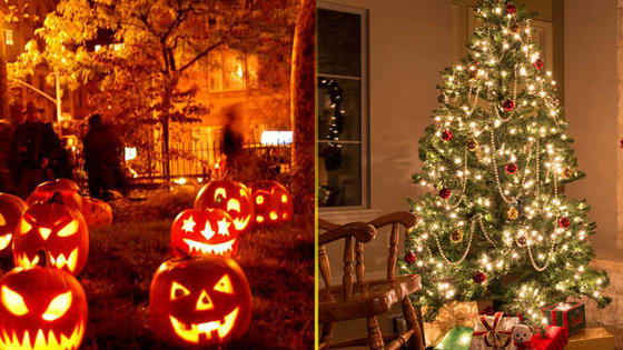 Find out in my accuracy if you are more like Christmas or Halloween and don't be upset if you did not get the answer you wanted, because it is not 100% accurate.