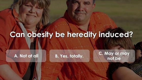 Let's see how much you know about obesity and weight management