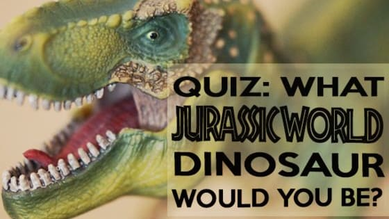 Have you seen the latest summer blockbuster, Jurassic World? Or do you just love dinosaurs? Well take this quiz and find out which dinosaur you would have been all those thousands of years ago!