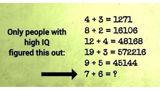 You are a genius if you get 10/10 in this IQ test.