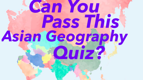 How well do you know your Asian countries and cities?