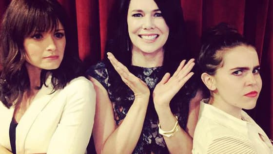 Lauren Graham's two TV daughters — Alexis Bledel (Gilmore Girls' Rory) and Mae Whitman (Parenthood's Amber) — finally came face to face this weekend at the ATX Television Festival.