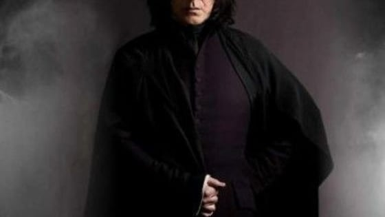 Severus Snape is one of the characters in the series that make you think the most. People either love him or hate him. No matter which side of the argument you lie on, everyone can agree that Snape went through some pretty heartbreaking stuff. Was it all his own fault? We'll leave that up to you.
