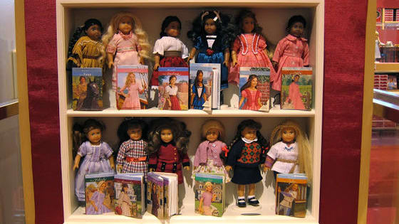 Dolls need presents, too! Some of these are quite fun, too.