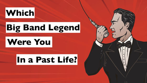 Remember those great musicians of the 1940's? Ella Fitzgerald, Duke Ellington, Louis Armstrong, the list goes on and on. Which big band musician do you share a soul with? Find out who you were in your past life by taking this quiz!