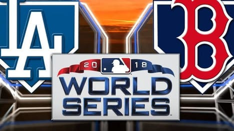 The 2018 World Series is set to begin. The Boston Red Sox are representing the American League and the Los Angeles Dodgers are representing the National League. How much do you know about these two historic franchises?