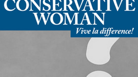 If anyone's going to define the new generation of conservative woman, it's The Conservative Woman. So just how much of a Conservative Woman are you?