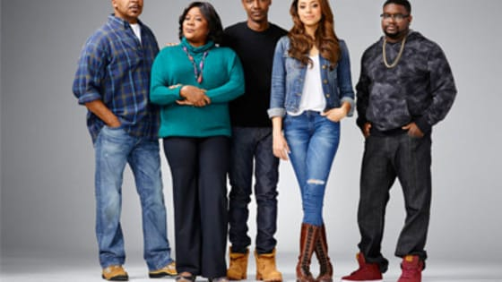 "Catch ""The Carmichael Show"" marathon only on BET on March 11 at 7P/6C."