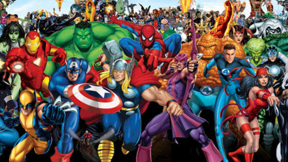 As it says in the title, rank your favorite superheroes from favorites, to least favorites.