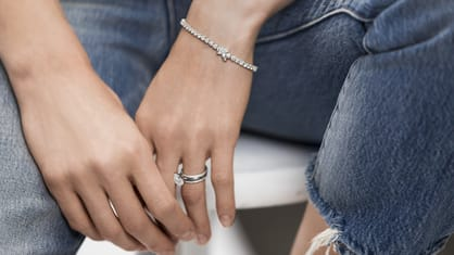 Tiffany's new initiative lets you trace your diamond's journey from mine to design…