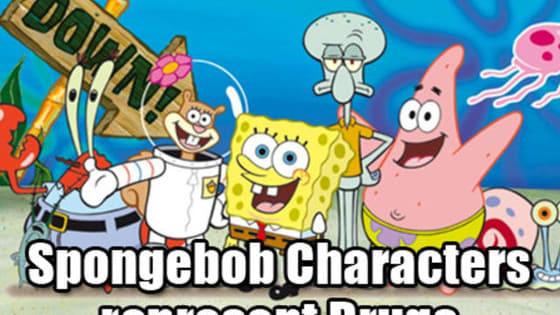 Spongebob is WHAT?