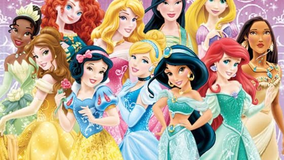 Do you prefer the old version of Disney princesses or the updated version?