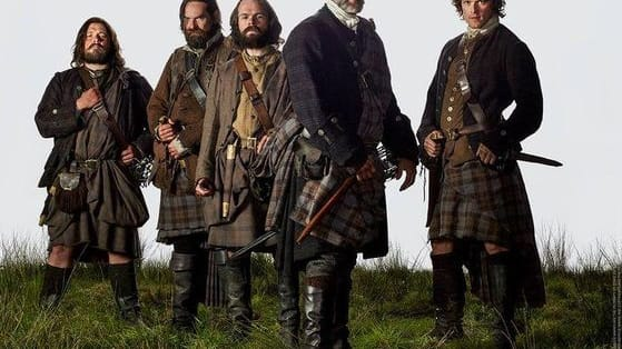 Which of the Outlander men gives you a warm feeling (or makes hot and bothered) and whom do you want to give the cold shoulder.   Rate them here.