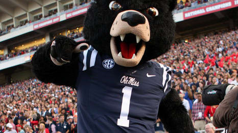 The Ole Miss Rebels will debut a new mascot Saturday. Colonel Reb, Rebel Black Bear make way for the landshark (whatever that is). Rank from this list of costumed mascots in the SEC.