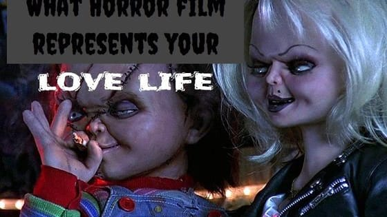 Do you often feel like your love life represents scary movie couples and you and your partner should be living in another parallel universe?