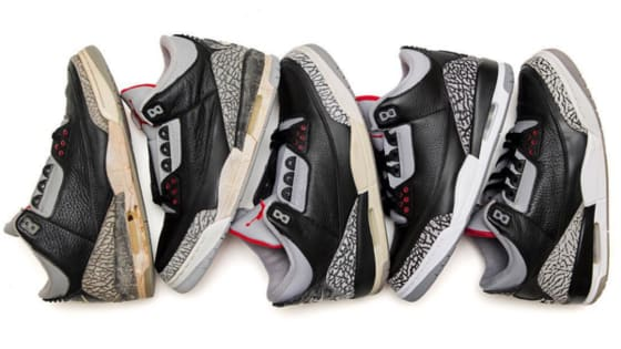 With the unveiling of the Grateful Air Jordan 3s by DJ Khaled today, what better time to have a look back at all the of the Air Jordan 3 colorways and rank them from first to worst.
