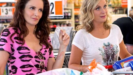 Amy Poehler and Tina Fey go together like peanut butter and jelly ... they're the best BFFs, and they complement each other perfectly. Are you more like Amy or Tina? The great thing is, no matter who you get, it's a win. They're both perfect.