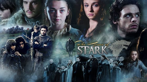 Are you Arya, Sansa, Bran, Robb, Jon Snow, Catlyn or Ned Stark? Find out here! Only take this quiz if you have read or watched up to a storm of sword's part two.