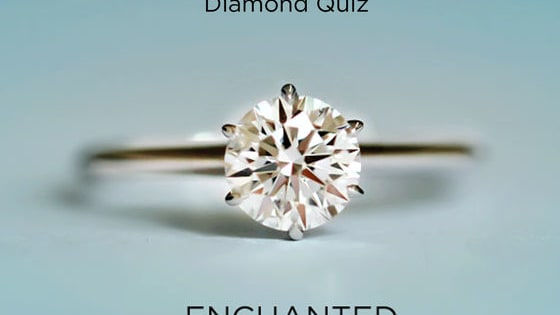 Take this quiz and find out what you know about diamonds!