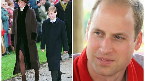 """On a visit to a hospice facility with the Duchess of Cambridge, Prince William let a grieving boy know """"it's okay to be sad."""""""