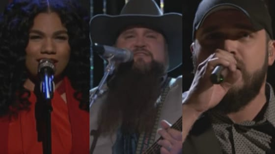 With four singers left, who do you think should win The Voice this season?