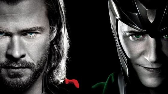 sometimes we don't know if we are the bad guy of our lives or not. Its hard when you don't know yourself either. so take this test and see if your the problem or solution P.S i use Thor and Loki for many things