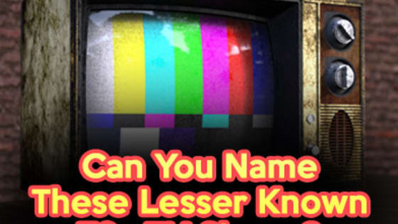 Calling all 70s TV Show lovers! Prove your real fandom by passing this quiz of lesser known 70s TV shows! Go for it!