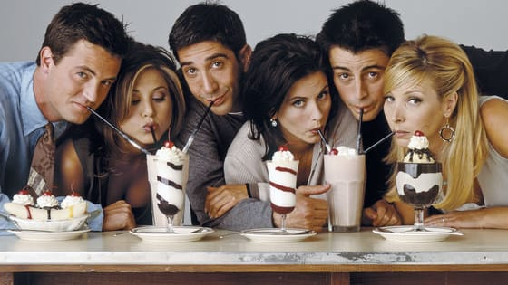 A quiz all about F.R.I.E.N.D.S....