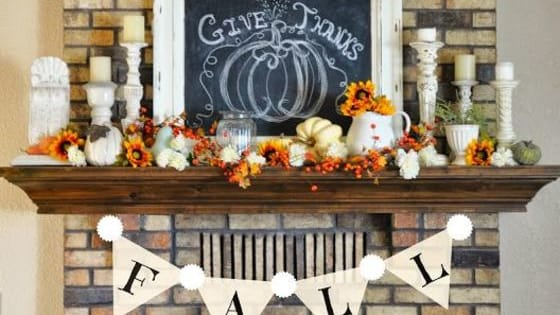 Fall is here and the season of Holiday parties has begun! Whether you prefer traditional fall decor or a more modern look, we have compiled a list of options for you. Check them out and be the talk of the town this fall for home decor. Want to learn more about home decor? Visit our blog at http://www.fieldstone-homes.com/blog/