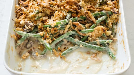 What is a casserole but a vegetable, some cheese, and a few cracker crumbs on top? They may taste like much more than the sum of their parts, but can you tell them apart by sight? Take the ultimate casserole test here!