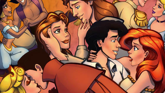 All of Disney's princes are courageous and romantic, but which one would be just right for you?