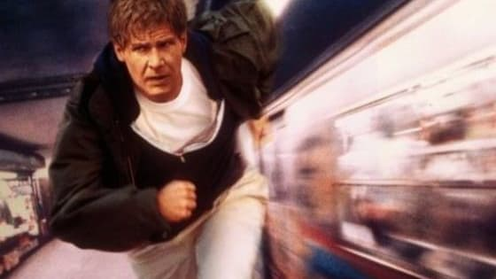 You're a fugitive... you're not Harrison Ford..... they're on your tail, how long will you run free!?