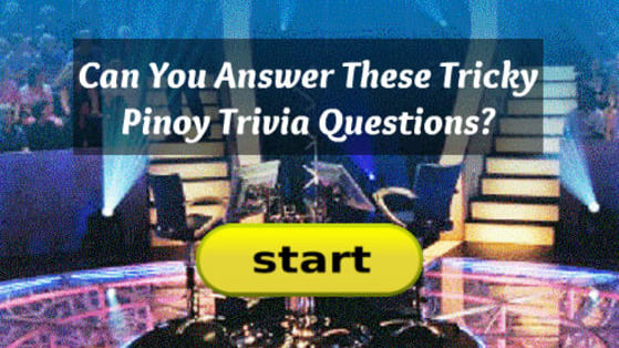 90% of Pinoys can't answer these questions correctly. Are you smart enough?