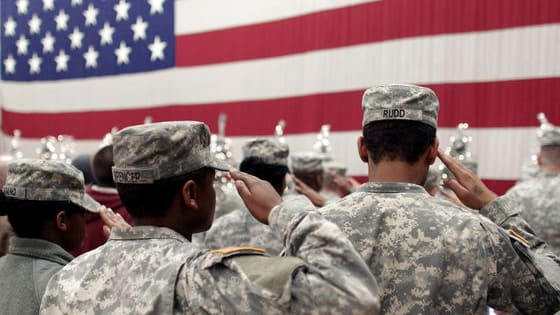 So how much do you REALLY know about the U.S Military? (Keep in mind this is not specific to just one branch).