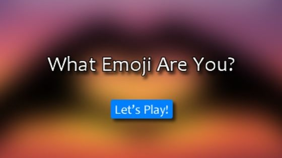 Which emoji describes you? What's your vibe? 9 questions to find out!  |  Find more Entertaining & Fun Quizzes to take on our website www.TheQuizMania.com We Do  It To Brighten Your Day!
