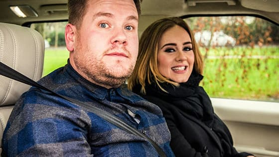 James Corden has a way of making special songs extraordinary in carpool karaoke! Can you name the song in each segment?