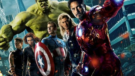 Find out who from the Avengers you are!