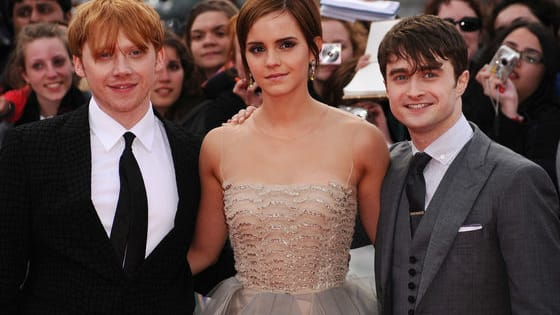 You may know about Harry James Potter, but what about Daniel  _____ Radcliffe?