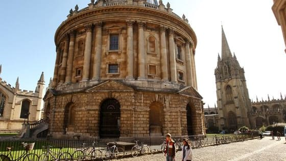 Take the quiz, which uses sample questions from Oxford interviewers.
