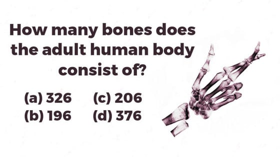 How well do you really know your own body?