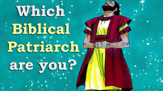 They are not remembered as great patriarchs of God's holy people without a reason.  Among Abraham, Isaac, Jacob and Joseph - find out who you resemble most!  Visit TalkAmen.com for MORE quizzes and fun!