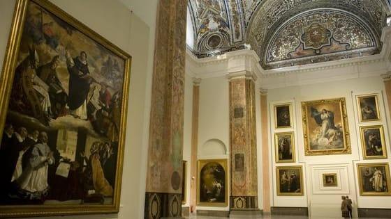Velázquez, Murillo, Zurbarán, El Greco... ¡Demuestra que eres un amante del arte!