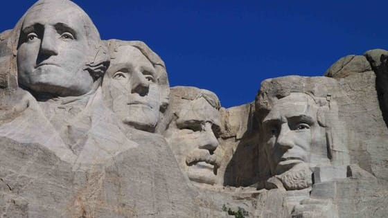 Washington, Jefferson, Roosevelt and Lincoln; which Presidential great are you most alike?